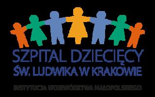 Logo Szpitala Dziecięcego im. Świętego Ludwika